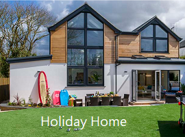 Holiday home to let in Cornwall just across from Gwithian Farm Campsite